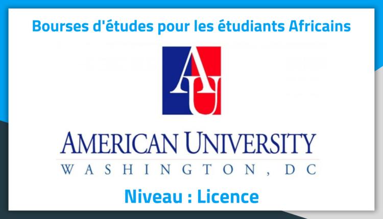 Bourses d'études American University Emerging Global Leader 2019 Bourses d'études American University Emerging Global Leader 2019