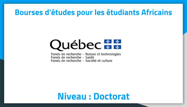 Bourses d'études au Canada 2019 à Fond de recherche Québec AUDACE Bourses d'études au Canada 2019 à Fond de recherche Québec AUDACE