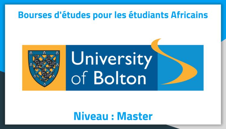 Bourses d'études au Royaume Uni 2019 à l'university of Bolton Bourses d'études au Royaume Uni 2019 à l'university of Bolton