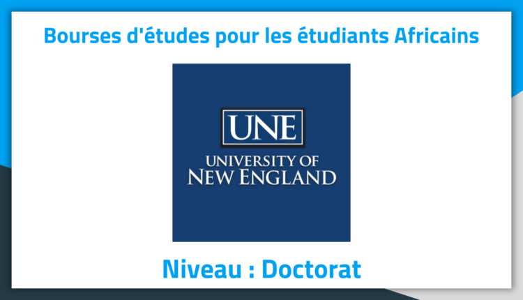Bourses d'études en Australie à l'university of New England 2019 Bourses d'études en Australie à l'university of New England 2019