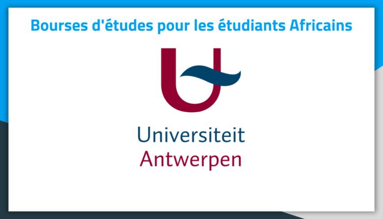 Bourses d'études en Belgique à l'université d'Anvers 2019 Bourses d'études en Belgique à l'université d'Anvers 2019