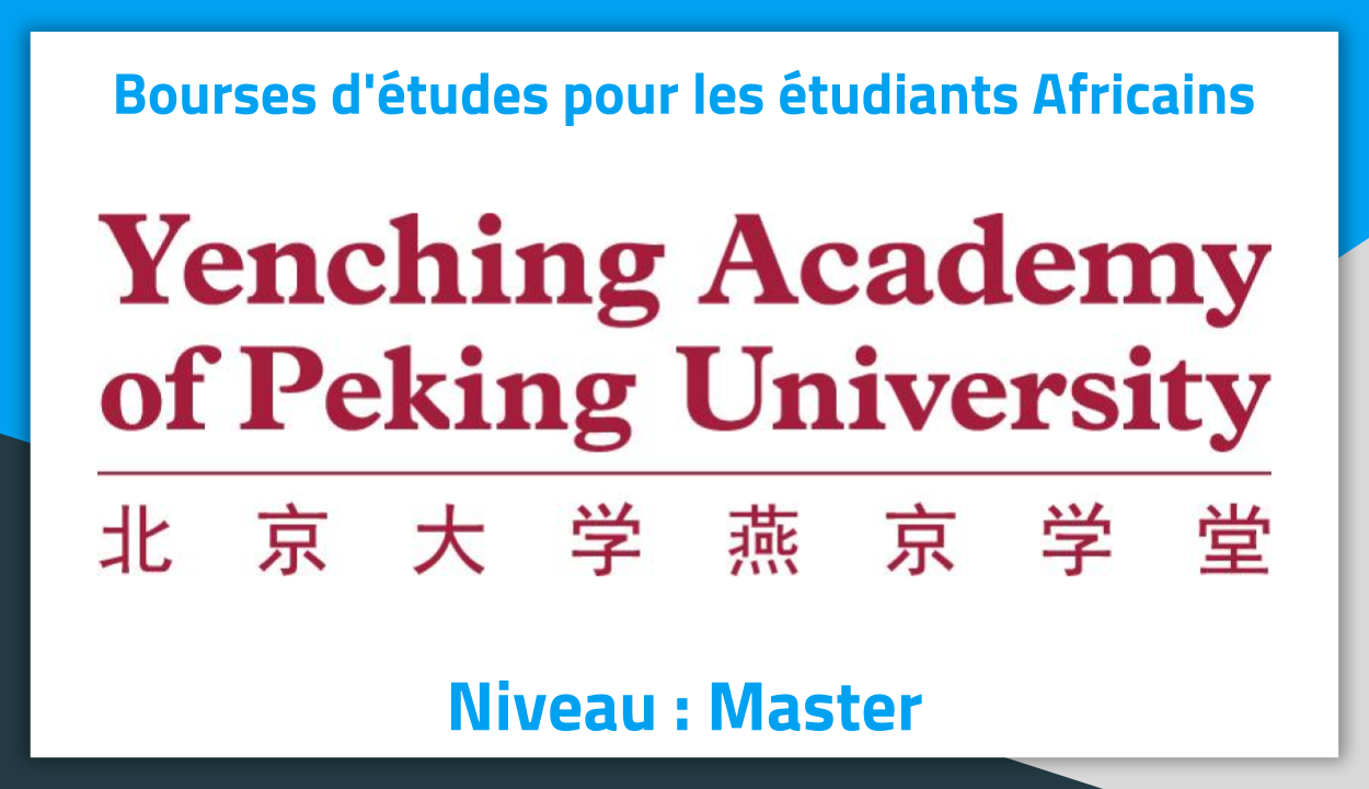 bourses d u0026 39  u00e9tudes en chine yenching academy of peking