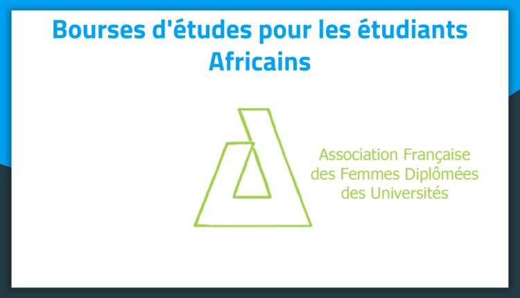 Bourses d'études AFFDU en France - Bourses d'études pour Africains Bourses d'études AFFDU en France - Bourses d'études pour Africains